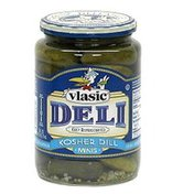 Vlasic Deli Kosher Dill Minis