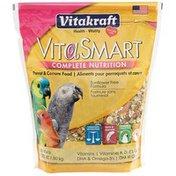 Vitakraft Complete Nutrition Parrot & Conure Food