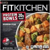 Stouffer's FIT KITCHEN Protein Bowls Bourbon Steak Frozen Meal