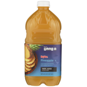 Hy-Vee 100% Pineapple Juice From Concentrate