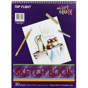 Top Flight Sketch Book