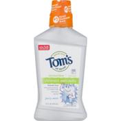 Tom's of Maine Children's Anti-cavity Fluoride Rinse Juicy Mint