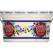 Kroger Ice Cream, Vanilla