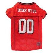 Doggie Nation Extra Large Collegiate Utah Utes Dog Mesh Jersey