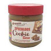 Natural Nectar Creamy Cookie Butter Speculoos Spread
