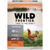 Nutro True to the Hunt Ancestral Diet with Chicken Adult Wild Frontier True to the Hunt Ancestral Diet with Chicken Adult Cat Food