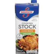 Swanson® Unsalted Chicken Stock