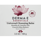DERMA E Cleansing Balm, Universal