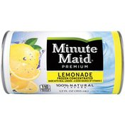 Minute Maid Lemonade Can