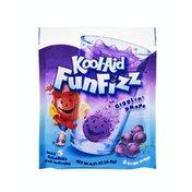 Kool-Aid Fun Fizz Gigglin' Grape Drink Drops- 8 CT