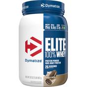 Dymatize Protein Powder, Cookies & Cream, 100% Whey