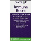 Natrol Immune Boost, Immune Health, Capsules