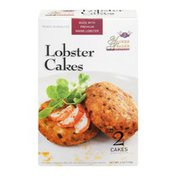 Yankee Trader Seafood Lobster Cakes - 2 CT