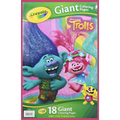Crayola Coloring Pages, Giant