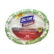 Dixie Ultra Strong Platter Plates