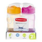 Rubbermaid Water Bottles - 2 PK