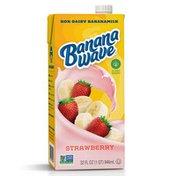 Banana Wave Strawberry Non Dairy Bananamilk