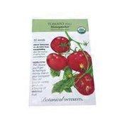 Botanical Interests Organic Moneymaker Pole Tomato Seeds