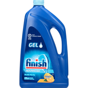 Finish Automatic Dishwasher Detergent,, Orange Scent, Advanced, Gel