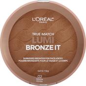 L'Oreal Bronzer, Bronze It, Medium 02
