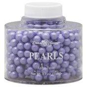 Dean Jacob's Edible Decor, Pearls, Purple