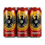 Imperial 6 Pk Cans