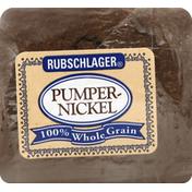Rubschlager Bread, Cocktail Pumpernickel