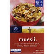 Kroger Cereal, Muesli