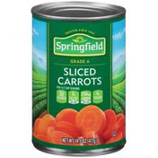 Springfield Sliced Carrots
