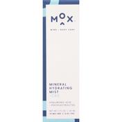 Mox Mineral Hydrating Mist + CBD, 10 mg
