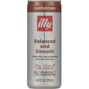 Illy Coffee Drink, Cappuccino