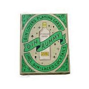 Laurence King Publishing Gin Rummy: Gin Lovers Playing Cards
