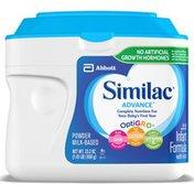 Similac Advance Infant Formula Powder Canister