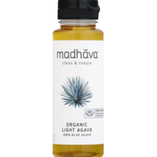 Madhava Light Agave, Organic