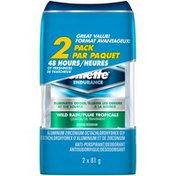 Gillette Endurance Wild Rain Clear Gel Anti-Perspirant/Deodorant