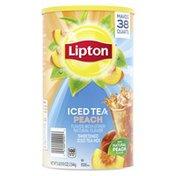 Lipton Iced Tea Mix Peach