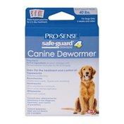 Pro-Sense Safe-Guard Canine Dewormer
