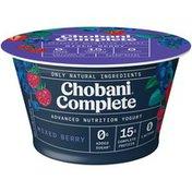 Chobani Complete Greek Yogurt Mixed Berry