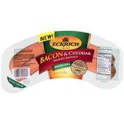 Eckrich Bacon & Cheddar Smoked Sausage