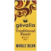 Gevalia Heritage Collection Traditional Roast Whole Bean Coffee