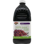 Hannaford 100% Grape Juice
