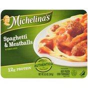 Michelina's Authentico Spaghetti & Meatballs