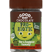 Good Day Chocolate Probiotic for Kids Chocolate Supplement