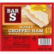 Bar-S Bar-S Honey Chopped Ham