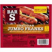 Bar-S Cheddar Jumbo Franks