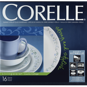 Corelle Dinnerware, Country Cottage, 16 Pieces