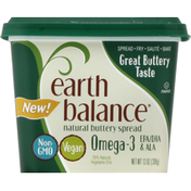 Earth Balance Buttery Spread, Natural