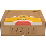 Purina Tidy Cats Light Weight, Low Dust, Clumping Cat Litter, LightWeight 24/7 Performance Disposable Cat Litter Box