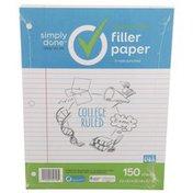 Smead College-Ruled Filler Paper