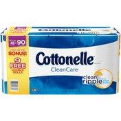 Cottonelle CleanCare Double Roll Bathroom Tissue